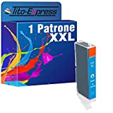 PlatinumSerie® 1x Patrone XXL kompatibel zu Canon CLI-551XL Blau 12 ml Inhalt Tintenstrahldrucker