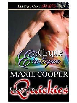 Cirque Erotique par [Cooper, Maxie]