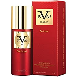 V 19.69 Italia Electrique Perfumed Spray for Men