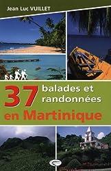37 balades et randonnées en Martinique
