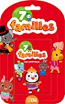 Jeux de 7 familles: Les animaux - D�s...
