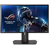 "ASUS ROG Swift PG248Q - Monitor gaming de 24"" (144 Hz nativos, WLED TN, resolución FHD 1920 x 1080, 16:9, brillo 350 cd/m2, contraste 1.000:1, respuesta 1 ms GTG, G-SYNC)"
