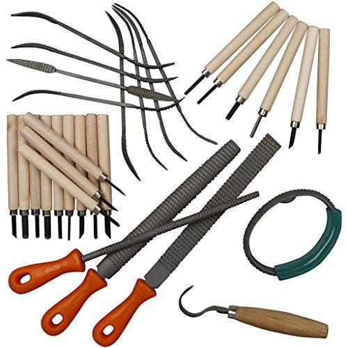 Speckstein - Werkzeugset, 1 Set