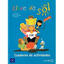 Clave de sol 2 - Cuaderno de actividades 2 (A2)