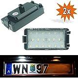 Xenon Do!LED O01ST08 – Iluminación LED de matrícula apta, ...