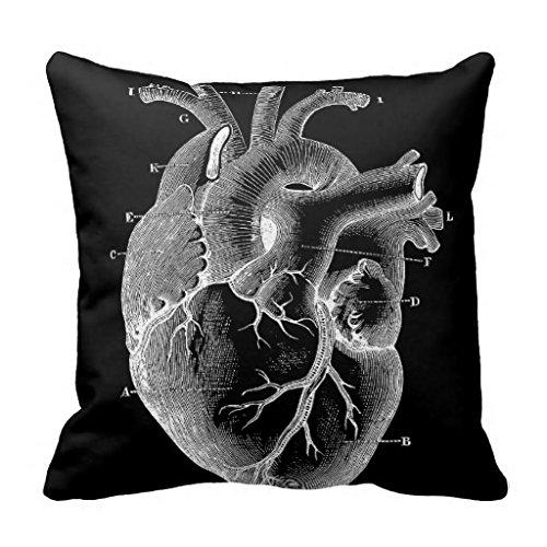 my-black-anatomical-heart-throw-pillow-case-decorativa