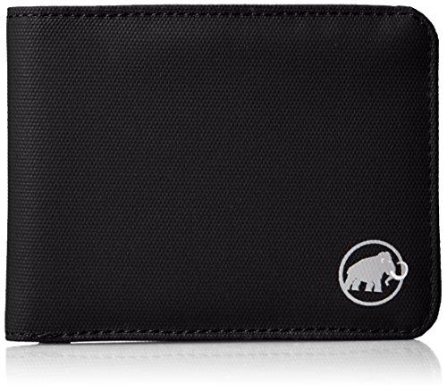 Mammut Geldbörse Flap Wallet, Black, 12 x 9 x 1 cm, 2520-00700-0001-1 (Geldbörse Stoff)