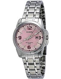 Casio Reloj con movimiento cuarzo japonés Woman Ltp-1314D-5A 30 mm