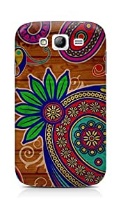 Amez designer printed 3d premium high quality back case cover for Samsung Galaxy Grand Neo (Abstract 23)