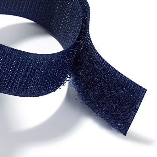 Armnadelkissen mit Klettband blau