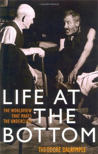 Life at the Bottom: The Worldview That Makes the Underclass by Theodore Dalrymple Published by Ivan R Dee, Inc (2003)