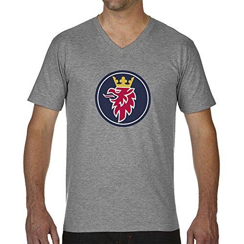 the-saab-modiffied-art-picture-gris-camiseta-cuello-v-para-hombre-x-large