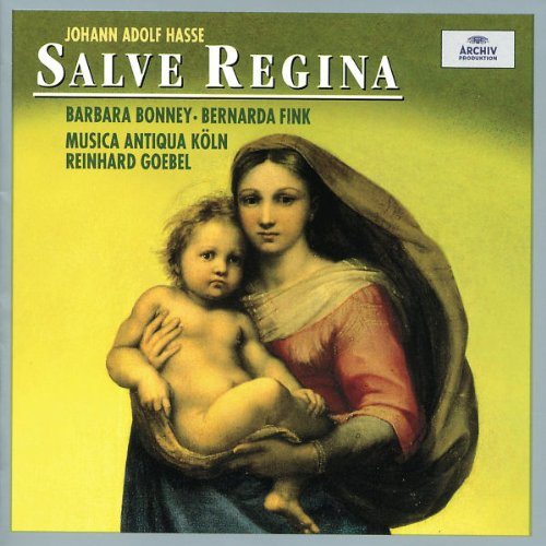 Johann Adolf Hasse: Salve Regina a-Dur