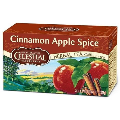 Cinnamon Apple Spice, 20 Tea Bags