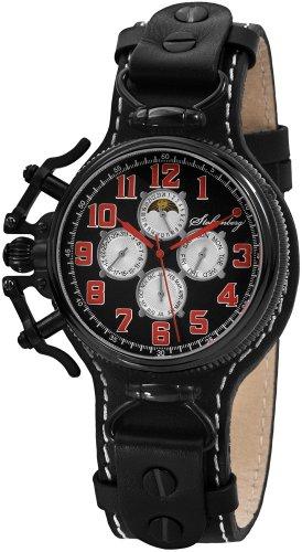 Stolzenberg Herren-Armbanduhr Analog Automatik ST7100290003