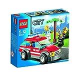 LEGO City 60001 - Feuerwehr-Einsatzwagen - LEGO