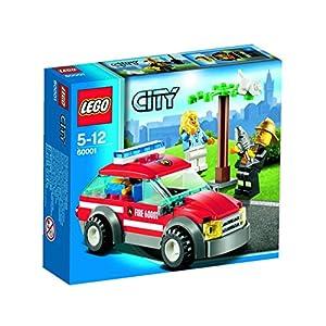 LEGO City 60001: Fire Chief Car