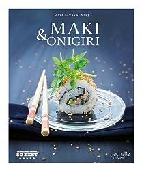 Maki et onigiri: 50 Best