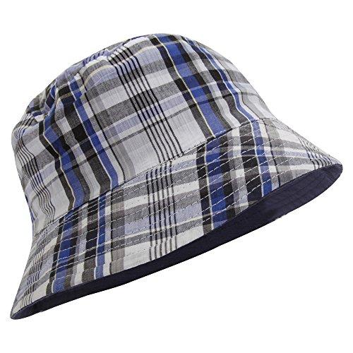 proclimate-bob-rversible-100-coton-homme-59cm-bleu-marine