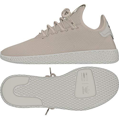 adidas Herren Pw Tennis Hu Fitnessschuhe Beige Lino/Blatiz 000, 43 1/3 EU Tennis-herren Sneakers