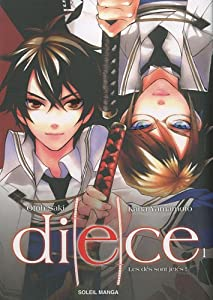 Di(e)ce - Diece Edition simple Tome 1