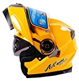 Mr·J Integralhelm Integralhelm für Motorräder, Cross Klapphelm Downhill Fullface Motorrad Helm...