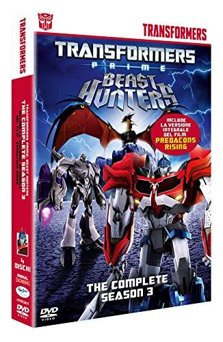 transformers prime - stagione 03 (4 dvd) box set (Transformers Dvd Box Set)