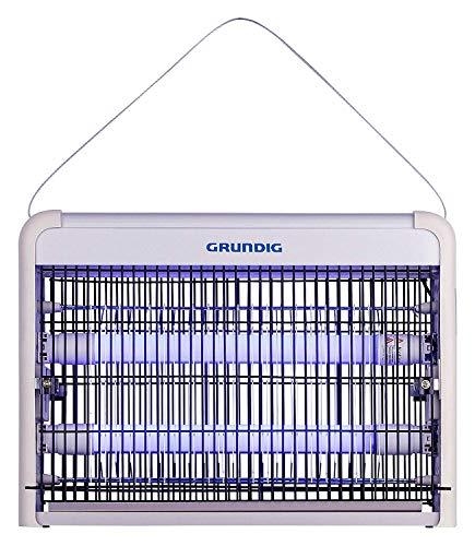 ht LED Insektenvernichter Insektenfalle elektrisch, Insektenlampe mit 8W, Moskito Killer für Räume bis 25 m², Mückenfalle für Wandmontage, Freistehend,Hängend- gegen Mücken Fliegen ()