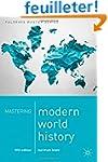 Mastering Modern World History-