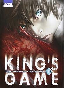 King's Game Prix découverte Tome 1