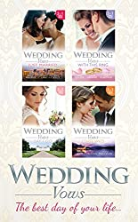 Wedding Vows (Mills & Boon e-Book Collections)