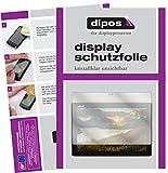 dipos I 2X Schutzfolie klar passend für ASUS ZenPad 10 (Z301 ML/MFL) Folie Displayschutzfolie