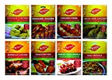 #5: Nimkish Tandoori/Grilled Spices Combo Pack of 8 - Special Offer