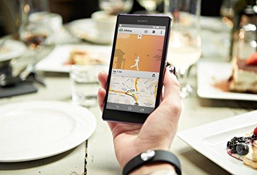 Sony Mobile SWR10 SmartBand Aktivitätstracker Schlaftracker Fitness Tracker - Schwarz - 6