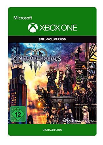 Kingdom Hearts III: Standard Edition | Xbox One - Download Code