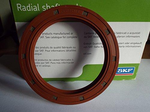 65x 85x 10mm SKF Viton R23/TC Doppel Lip Oil Seal Edelstahl Spring -