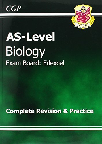 AS-Level Biology Edexcel Complete Revision & Practice by CGP Books (2008-07-14)