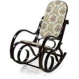Royaloak Rover Rocking Chair (Dark Brown)
