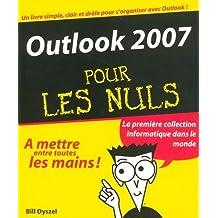 OUTLOOK 2007 POUR LES NULS