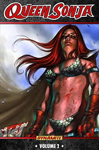Queen Sonja Volume 2: The Red Queen por Arvid Nelson