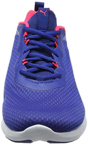 Puma Unisex-Erwachsene Pacer Evo Low-Top, 43 EU Blau (true blue-puma white 02)
