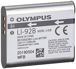 Olympus LI-92B Li-Ion Akku für XZ-2, TG-6, TG-5, TG-4, TG-3,TG-2, TG-1, SH-50, SP-100