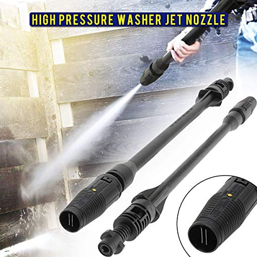 SAFETYON Dirt Blaster Lance Turbo Nozzle Rotating Power High Pressure Jet Nozzle for Washer Pressure Washer Lance (150 Bar A)