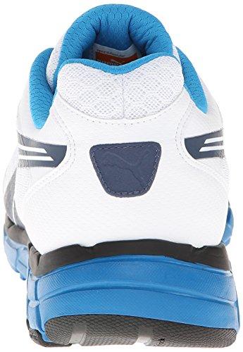 Puma Poseidon Cross-training Shoe White / Majolica Blue / Methyl Blue