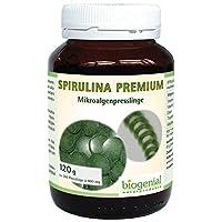 Spirulina Premium 300 Mikroalgenpresslinge preisvergleich bei billige-tabletten.eu