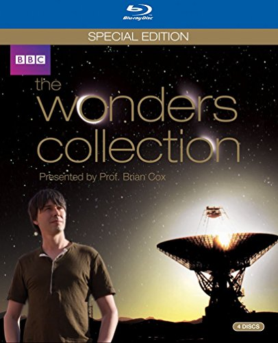 The Wonders Collection - Special Edition Box Set (Wonders of the Solar System & Wonders of the Universe) [Blu-ray]