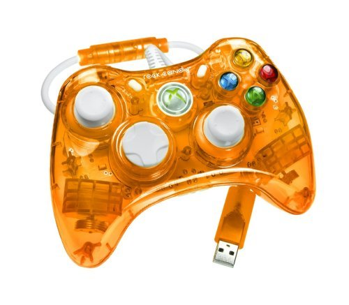 Rock Candy Xbox 360Controller-Orange Farbe: Orange (Rock Candy Xbox)