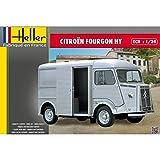 Heller 80768 - Modellbausatz Citroen Fourgon Hy Tube