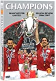 Champions - Manchester United Season Review 2006/07 [DVD]