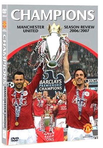 Champions – Manchester United Season Review 2006/07 [DVD]
